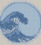 Alpha pattern #43923 variation #64271