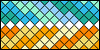 Normal pattern #11341 variation #64277