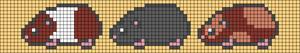 Alpha pattern #42913 variation #64398