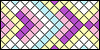 Normal pattern #43644 variation #64461