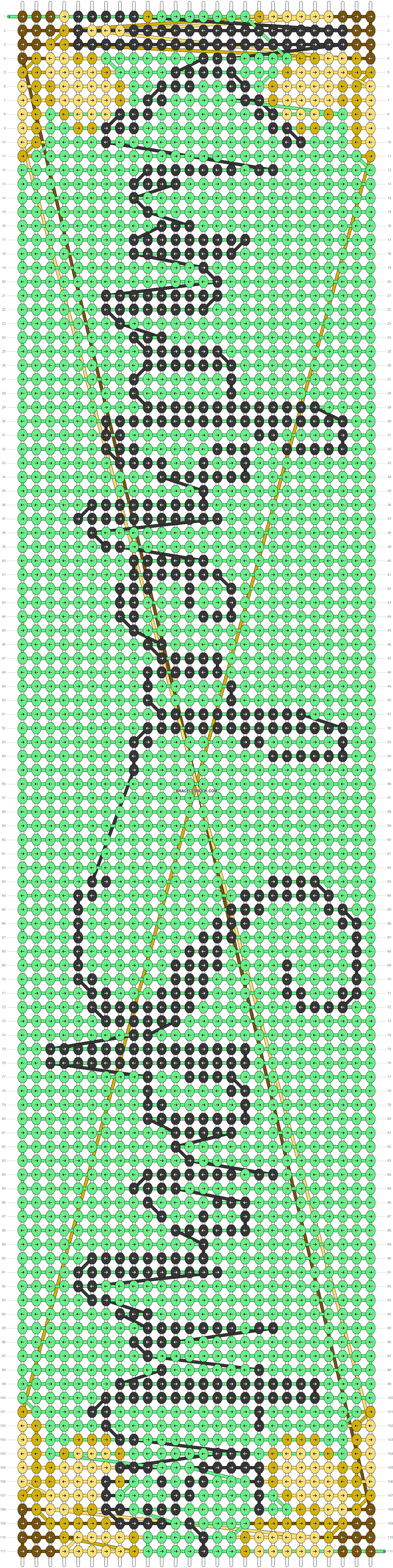 Alpha pattern #41291 variation #64495 pattern