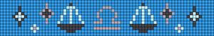 Alpha pattern #39065 variation #64516