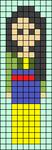 Alpha pattern #41624 variation #64620