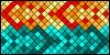 Normal pattern #10831 variation #64670