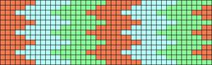 Alpha pattern #15054 variation #64677