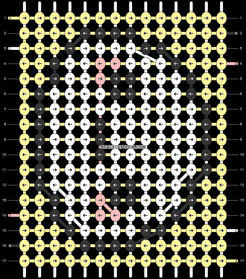 Alpha pattern #32682 variation #64825 pattern