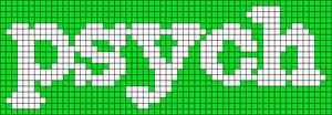 Alpha pattern #3180 variation #64935