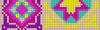 Alpha pattern #34723 variation #64995