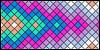 Normal pattern #3302 variation #65025