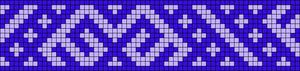Alpha pattern #40400 variation #65212