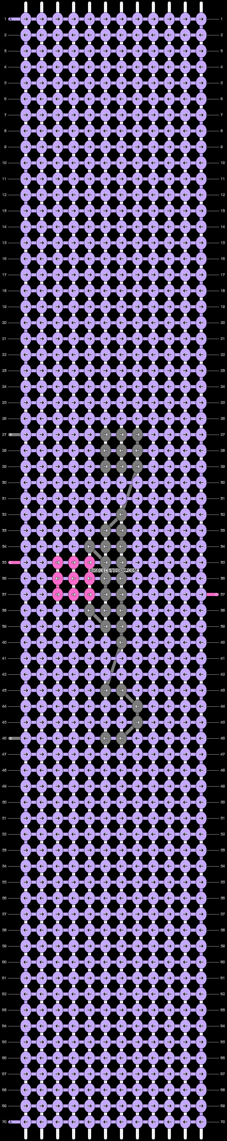 Alpha pattern #44813 variation #65411 pattern