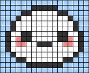 Alpha pattern #32682 variation #65426