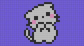 Alpha pattern #33412 variation #65452