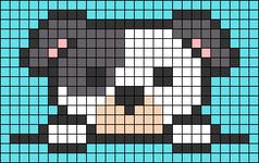 Alpha pattern #40826 variation #65468