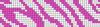 Alpha pattern #3645 variation #65474