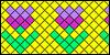 Normal pattern #28602 variation #65602
