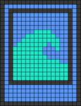 Alpha pattern #43031 variation #65610