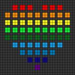 Alpha pattern #4251 variation #65618