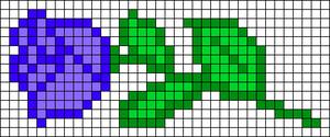 Alpha pattern #44843 variation #65619