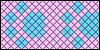 Normal pattern #6055 variation #65662