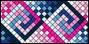 Normal pattern #29843 variation #65683