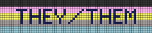 Alpha pattern #44635 variation #65797