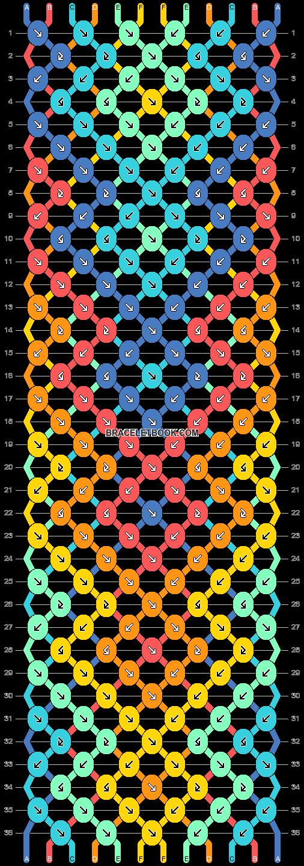Normal pattern #18 variation #65825 pattern