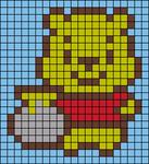 Alpha pattern #44989 variation #65858