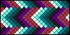 Normal pattern #2244 variation #65877