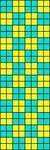 Alpha pattern #26623 variation #65904
