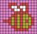 Alpha pattern #25140 variation #65966
