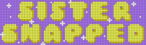 Alpha pattern #45085 variation #66123