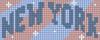 Alpha pattern #45088 variation #66146