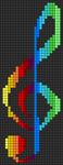 Alpha pattern #45159 variation #66238