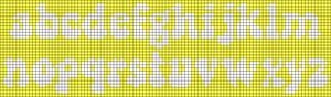 Alpha pattern #38069 variation #66334