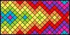 Normal pattern #3302 variation #66405