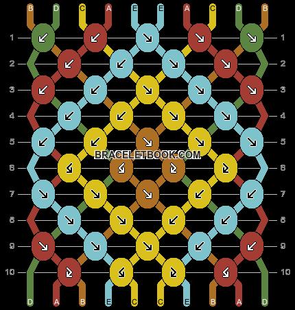Normal pattern #45195 variation #66522 pattern
