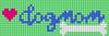 Alpha pattern #38996 variation #66546