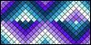 Normal pattern #33616 variation #66639