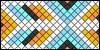 Normal pattern #25018 variation #66745