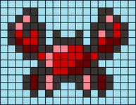 Alpha pattern #18678 variation #66867