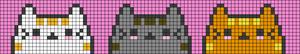 Alpha pattern #29901 variation #66971