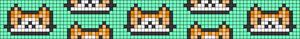 Alpha pattern #45422 variation #67033