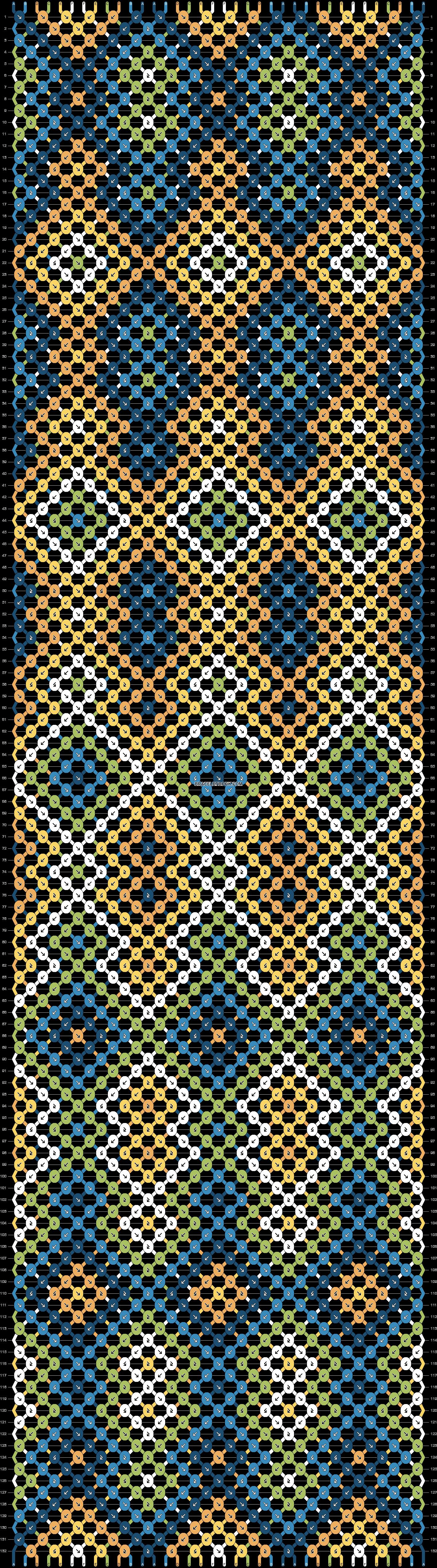 Normal pattern #43347 variation #67040 pattern