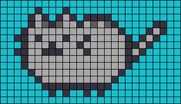 Alpha pattern #44037 variation #67101