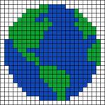 Alpha pattern #44425 variation #67137