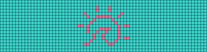 Alpha pattern #45306 variation #67165