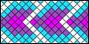 Normal pattern #45536 variation #67216