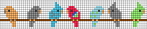 Alpha pattern #45378 variation #67249