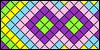 Normal pattern #45430 variation #67279